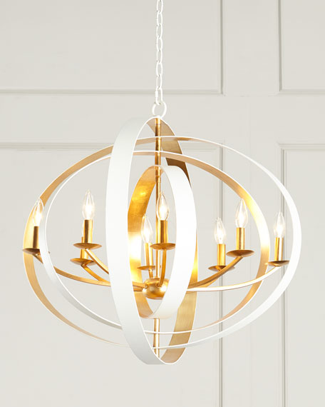 Luna 8-Light Pendant