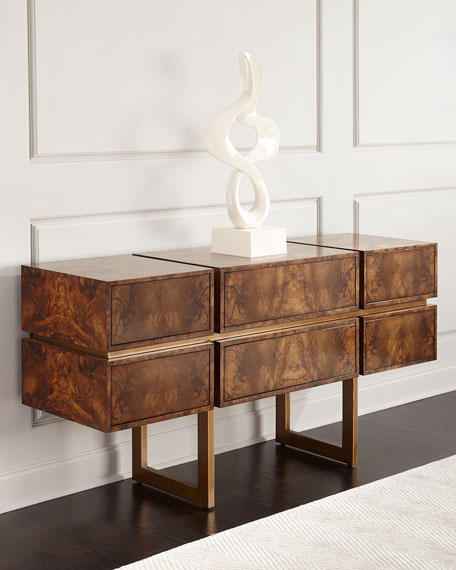 Margot 6-Drawer Console