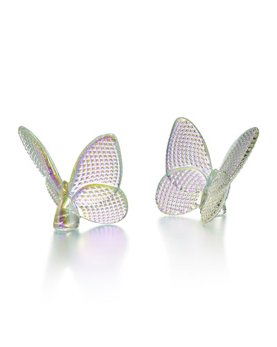 Lucky Butterfly  Iridescent Diamante