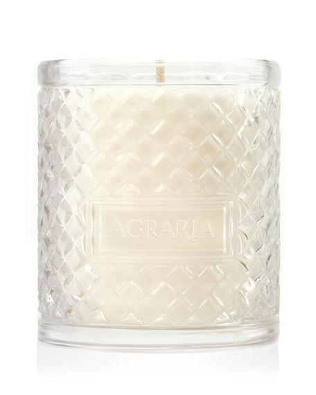 Lime & Orange Blossoms Woven Crystal Perfume Candle, 7 oz.