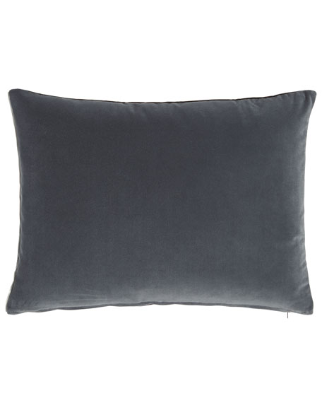 Cassia Granite Velvet Pillow