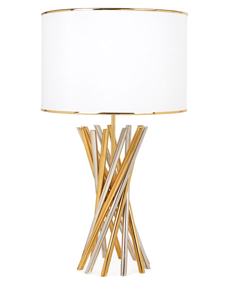 Jonathan Adler Electrum Table Lamp