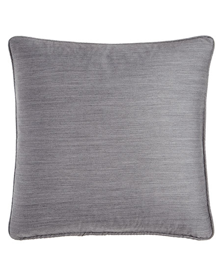 "Ripple Pillow, 18""Sq."