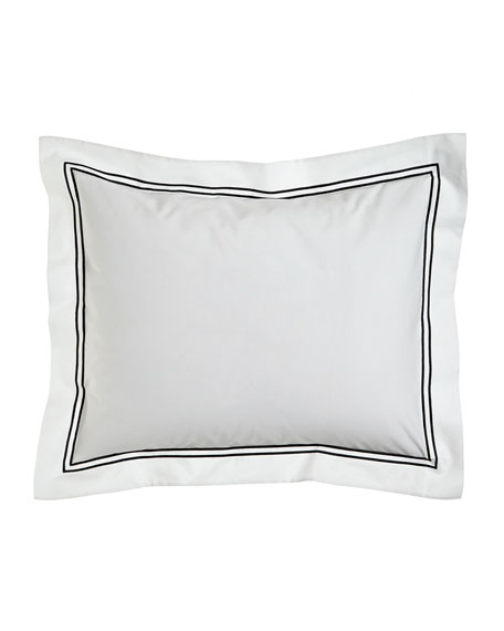 Two Standard 200TC Resort Pillowcases