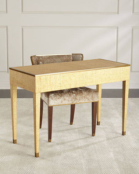 Ann Gish for Global Views D'oro Vanity Desk