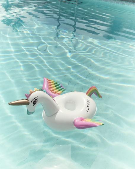 Funboy Unicorn Drink Holder Pool Float