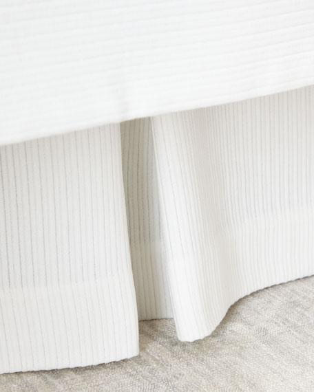 Queen Angelica Stripe Dust Skirt