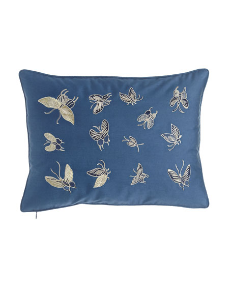 Josephina Butterfly Pillow