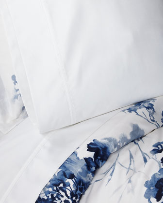 King Spencer Solid 4-Piece Sheet Set