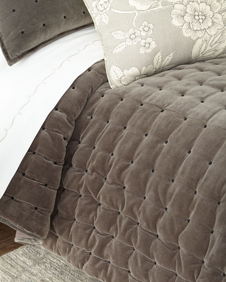 Full/Queen Vienna Velvet Quilt
