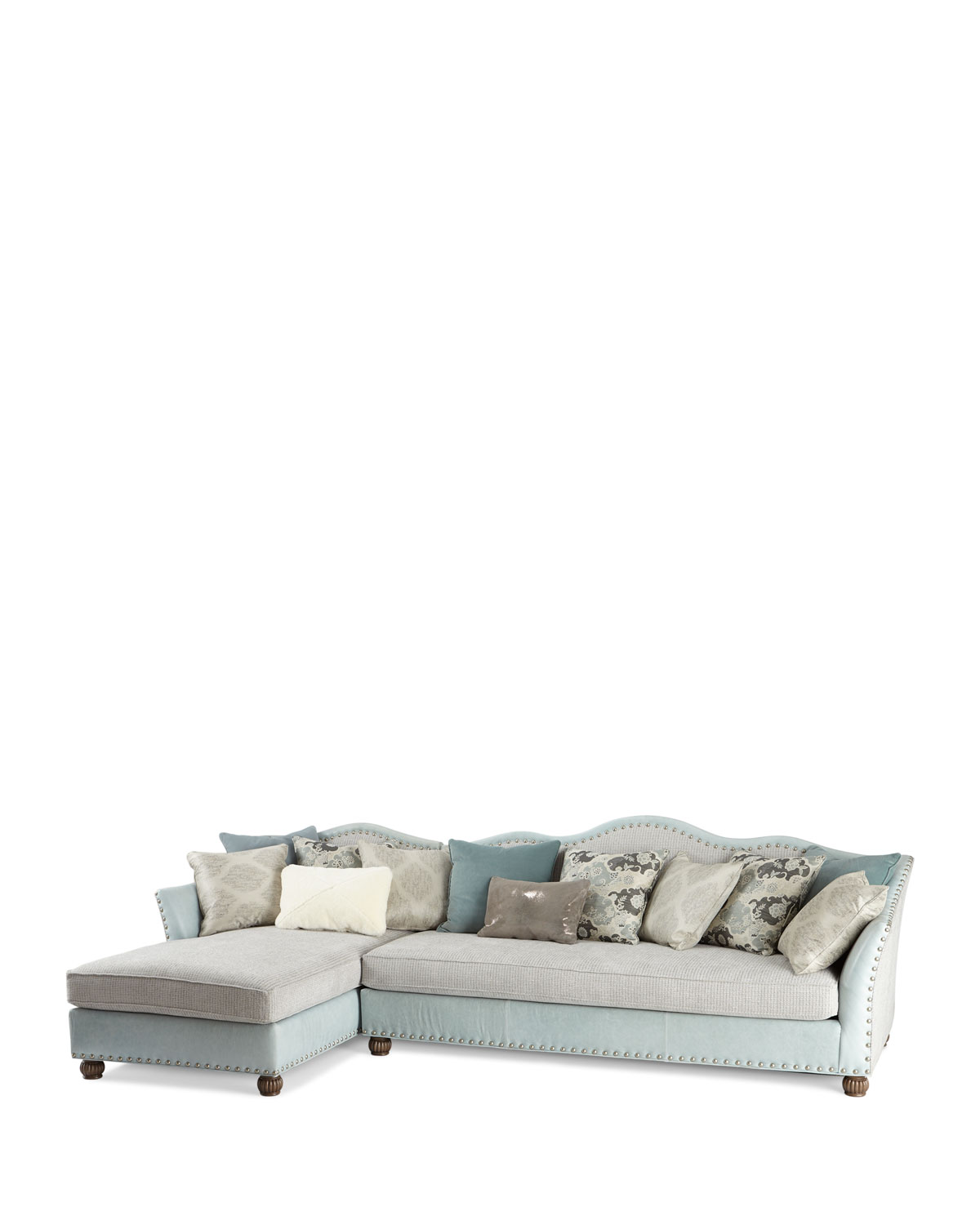 Massoudtrulee Left Chaise Sectional 146 Quot