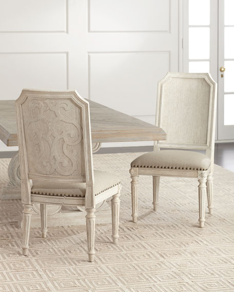 Pair of Magdalen Side Chairs