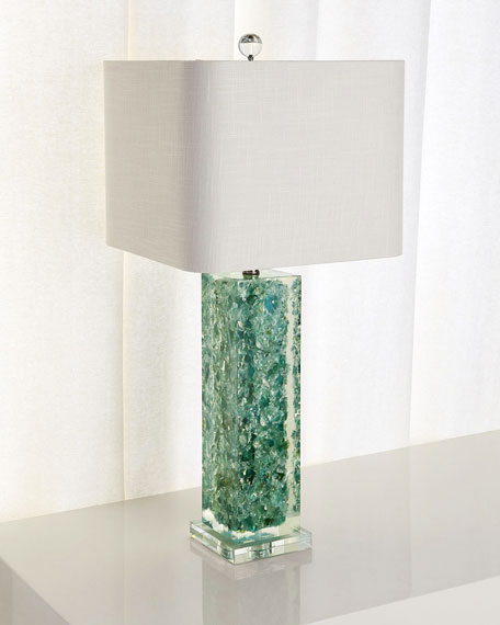 """Oceanaire Table Lamp, 33""""T"""