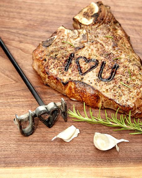 I Heart U Iron with Board