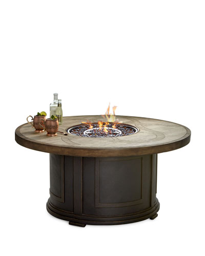 Sullivan Fire Pit Table