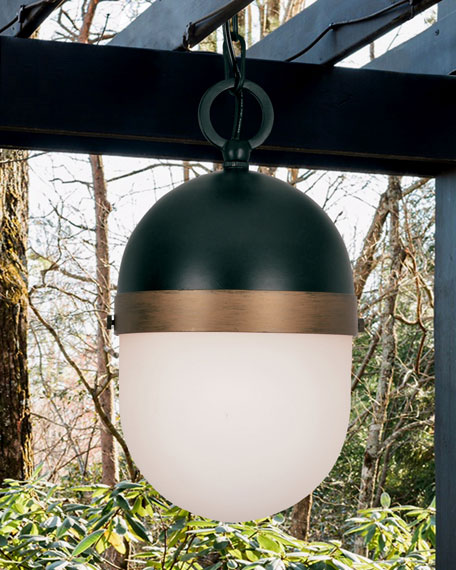 Capsule Small 1-Light Pendant