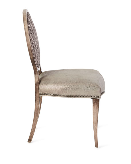 Fiorella Leather Dining Chair