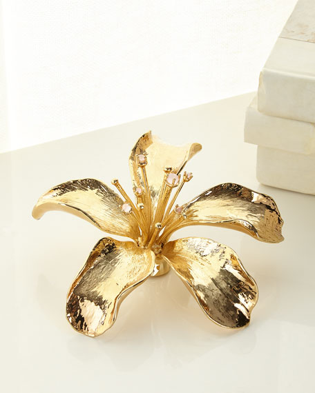 Lily Flower Objet