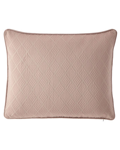 Victoria Orchid Decorative Pillow, 16
