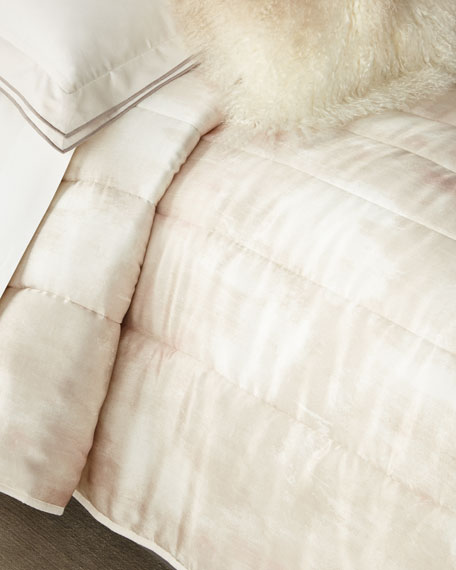 King Textured Quilt