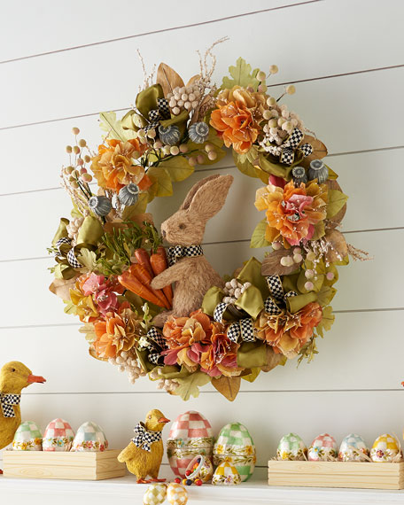 Garden Patch Wreath