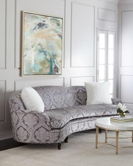 Incroyable Lu0027Amour Damask Sofa 118