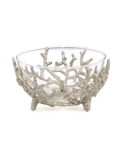 Ocean Reef Small Glass Bowl