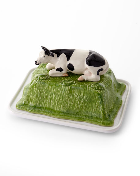 Meadow Butter Dish