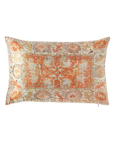 Tangerina Loop Lumbar Pillow