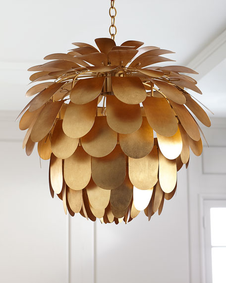 Chapman & Meyers Cynara Large Chandelier
