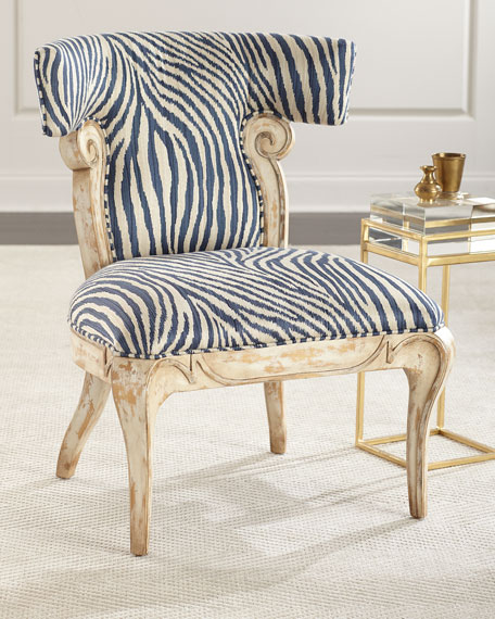 John Richard Collection Jefferson Slipper Chair