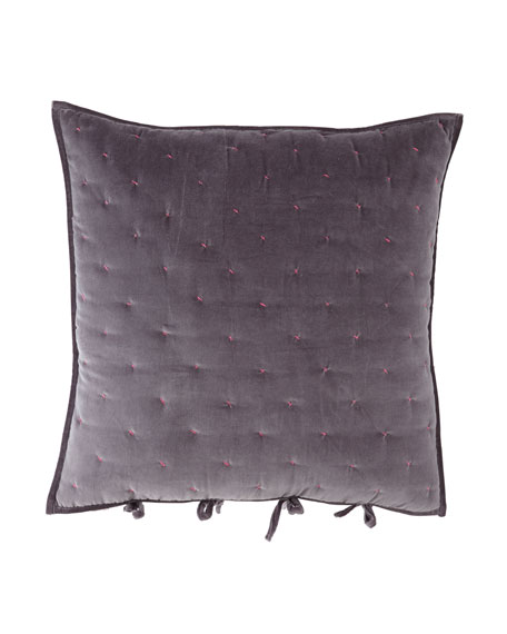 Sevanti Graphite European Sham