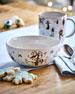 Twelve Days of Christmas Cereal/Ice Cream Bowl