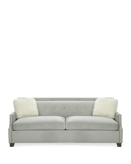 "Franco Queen Sleeper Sofa 86.5"""