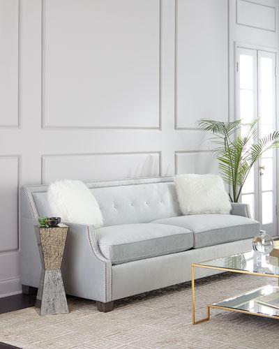 Franco Queen Sleeper Sofa 86.5