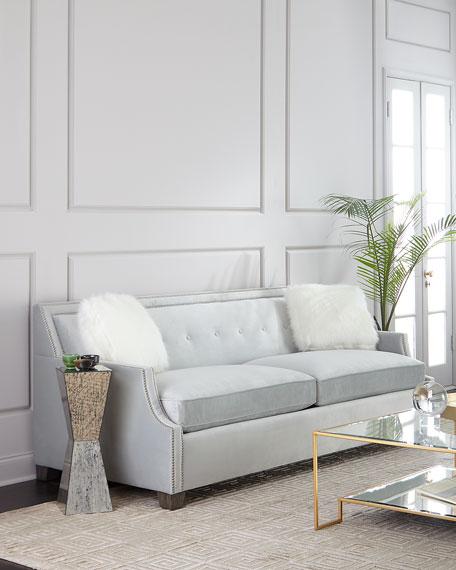 Bernhardt Franco Queen Sleeper Sofa 86.5