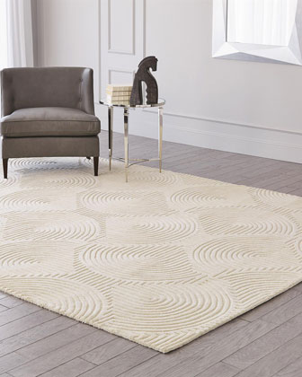 Adonis Hand-Tufted Rug  5' x 8'