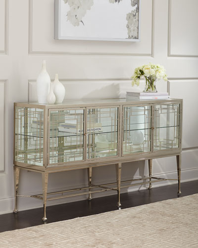 Worth Its Weight In Gold Sideboard
