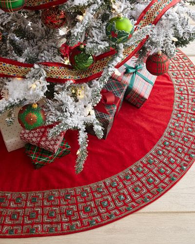 Classic Christmas Tree Skirt