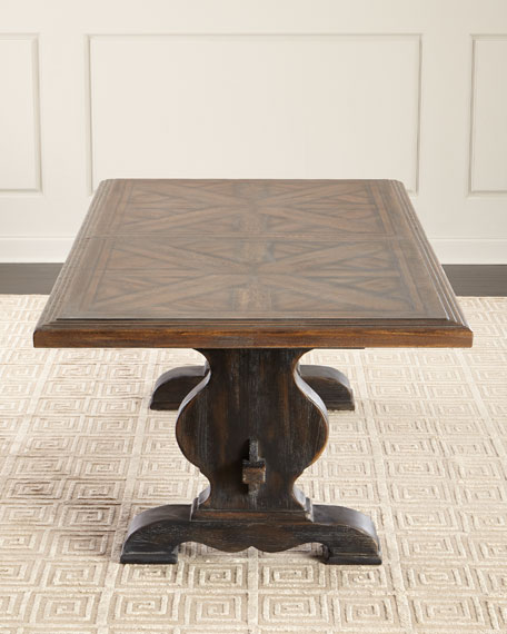 Casella Pedestal Dining Table
