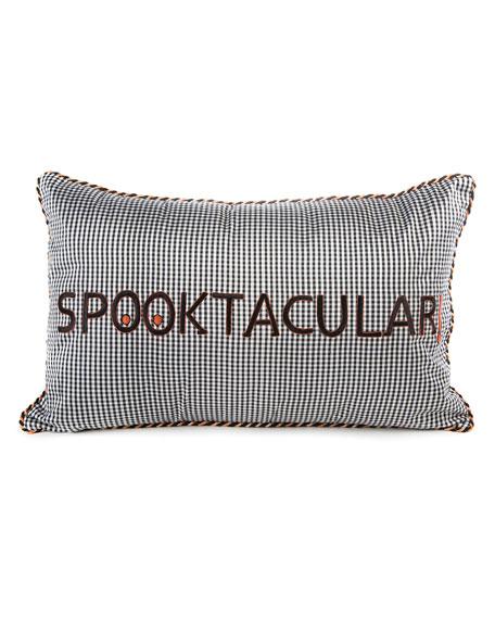 Spooktacular Lumbar Pillow