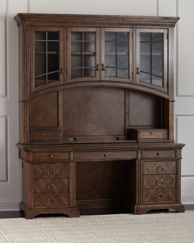 Cassel Executive Desk Hutch