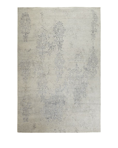 Minette Hand-Knotted Rug, 8.6' x 11.6'