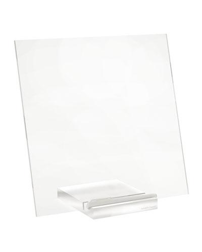 Acrylic Memo Tablet
