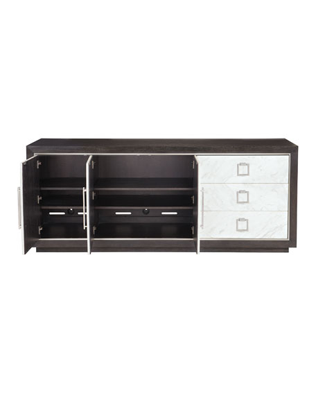 Decorage Marble Front Dining Console