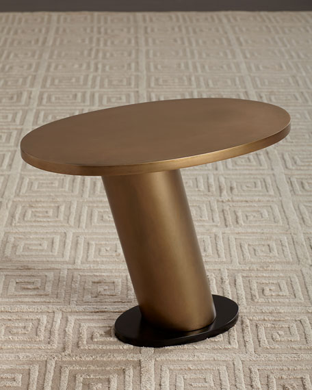 Brandt Leaning Side Table