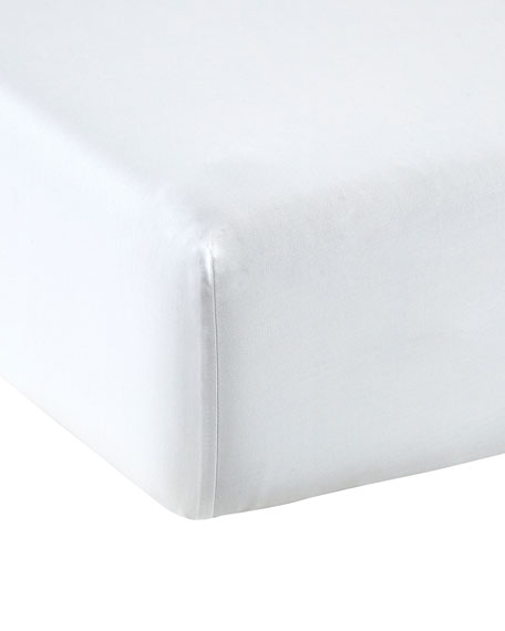 Majeste 300 Thread-Count King Fitted Sheet