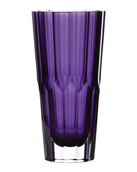 """Jeff Leatham Icon Vase, 10"""""""