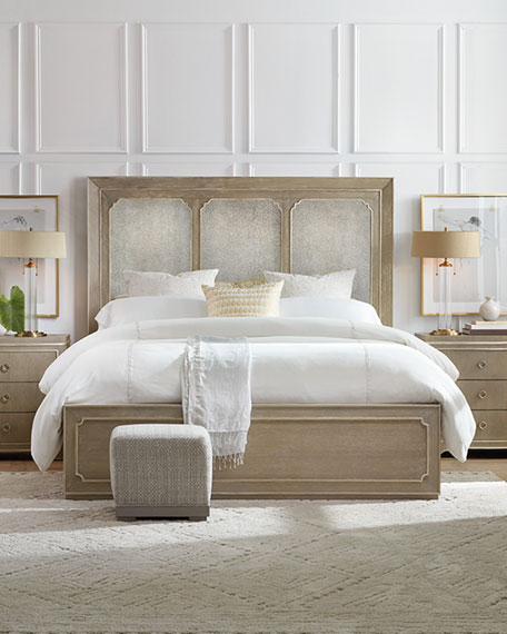 Eleri Modern Queen Panel Bed