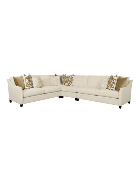 Sorenson 4-Piece Sectional Sofa